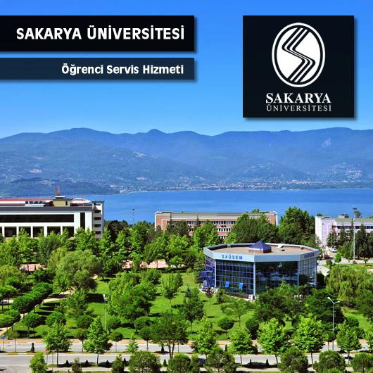 Sakarya Üniversitesi Öğrenci Servisi