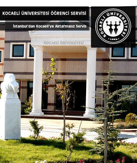 Kocaeli Üniversitesi Öğrenci Servisi